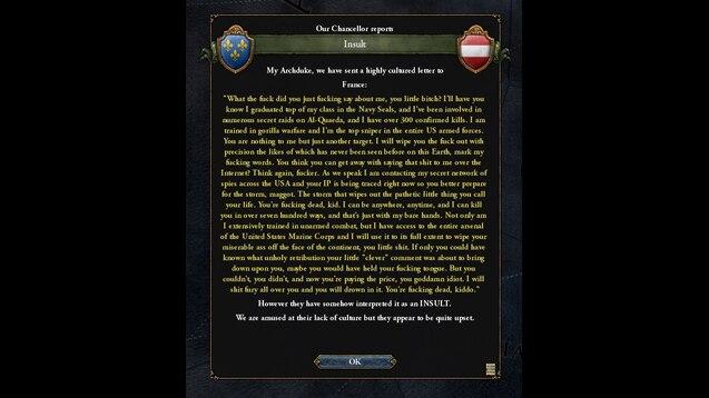 Steam Workshop :: Gorilla Warfare/Navy Seal Scornful Insult