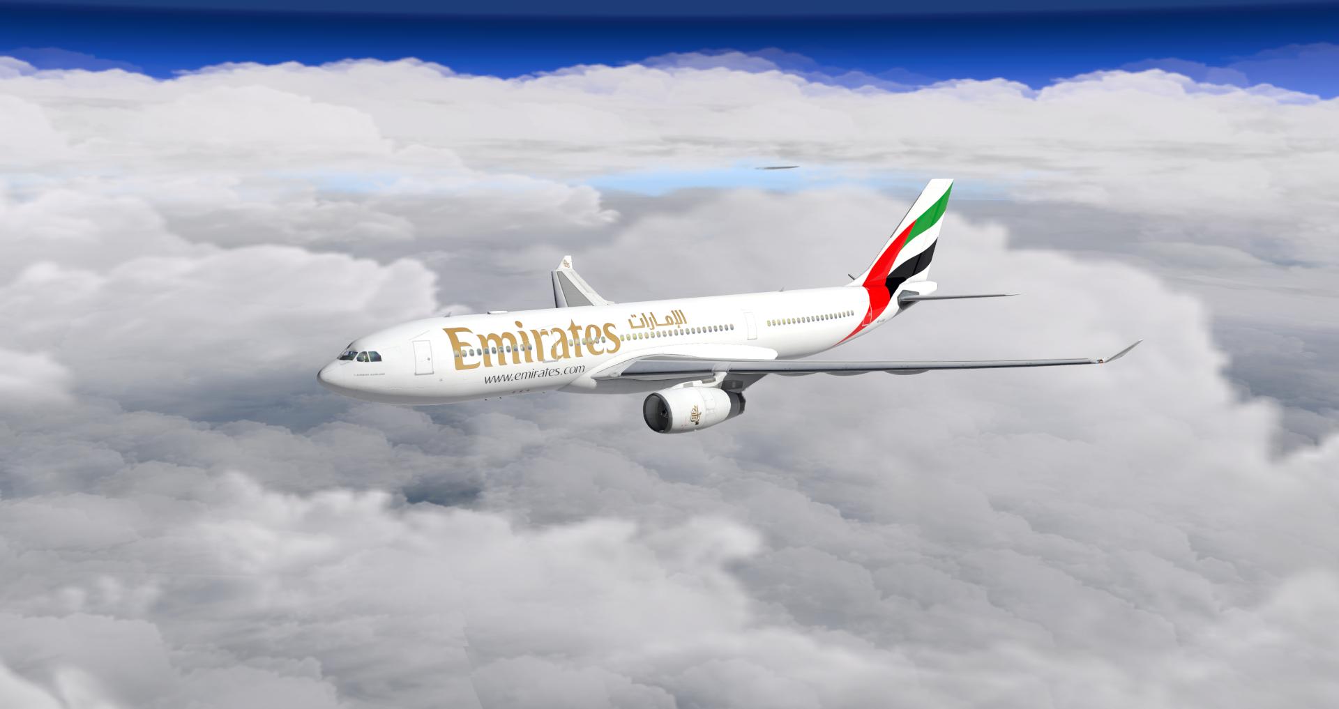 Steam Community :: :: JAR Design A330-243 Emirates Livery