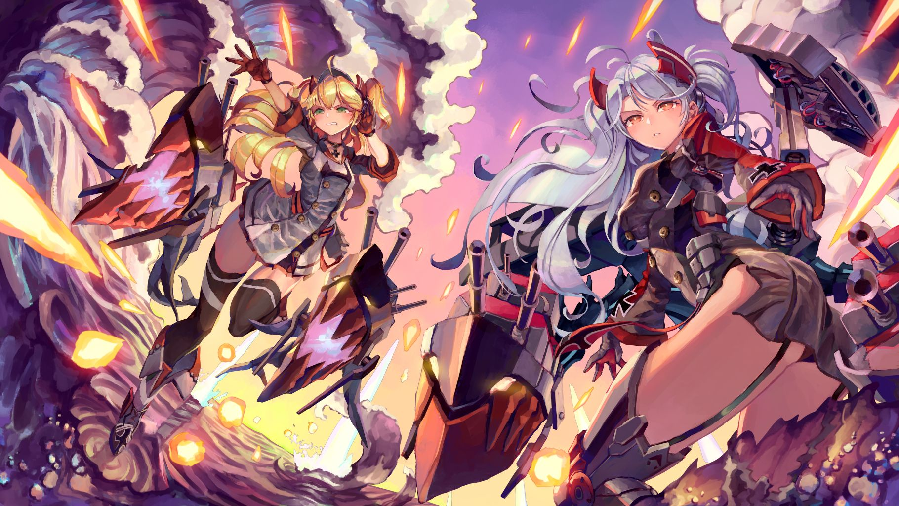 Steam Community Azur Lane Hipper And Prinz Eugen