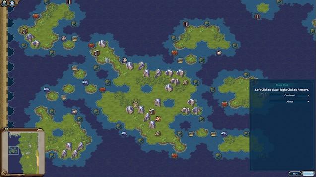 Steam Workshop :: JT: Witcher Map on salem world map, tolkien world map, the witcher world map,