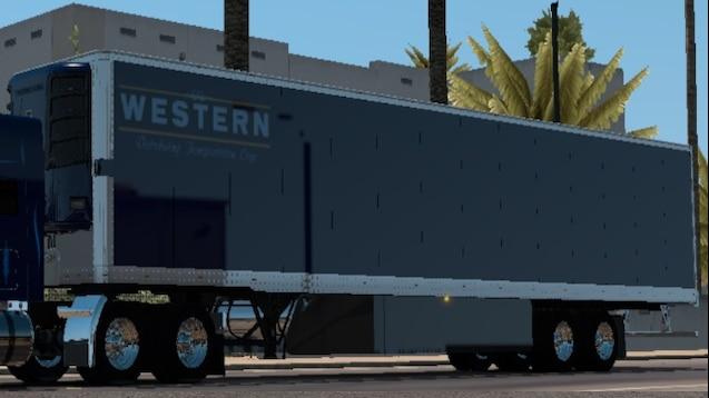 Steam Workshop :: Western Distribution Owned Trailer Skins