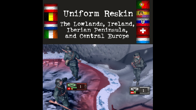 Minor Immersion Reskin: Europe- Skymods