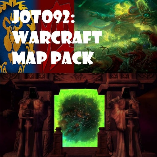 Steam Workshop Jt Wow Complete Map Pack