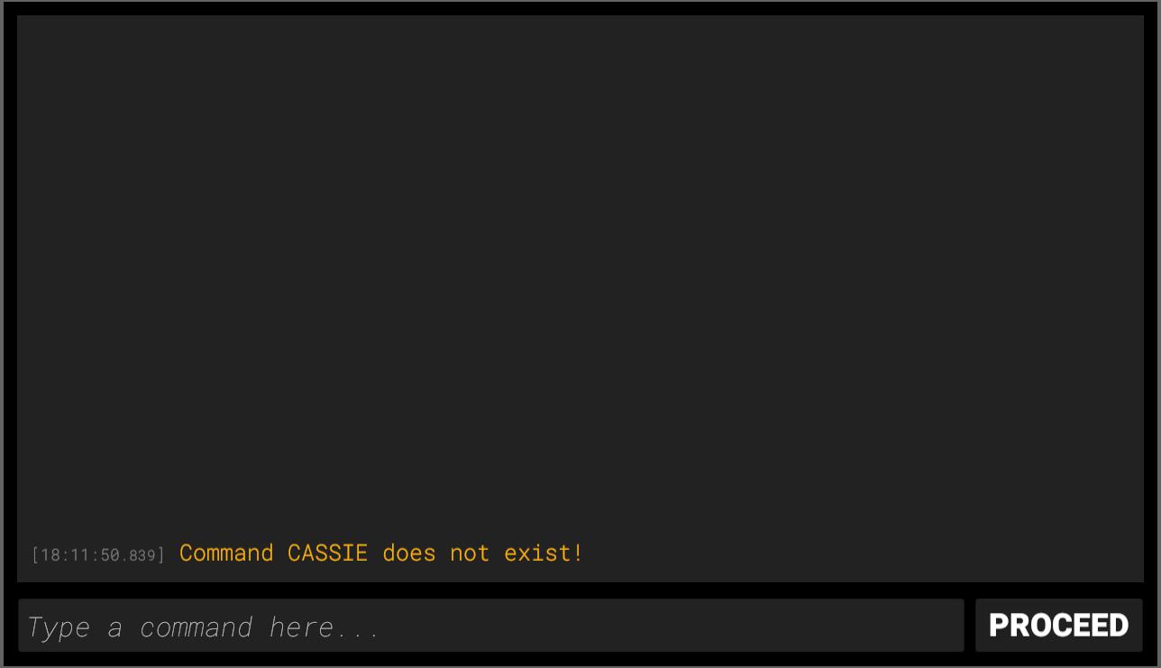 Steam Community :: Guide :: C A S S I E  - All Words
