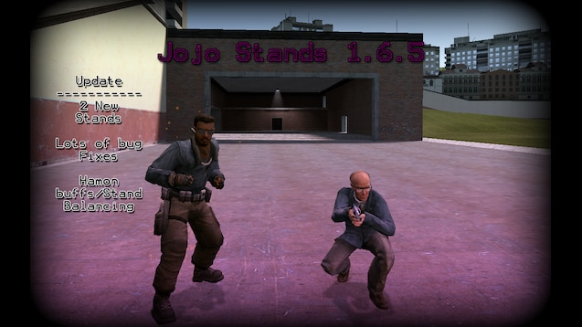 Steam Workshop :: Jojo stands 1 7 1