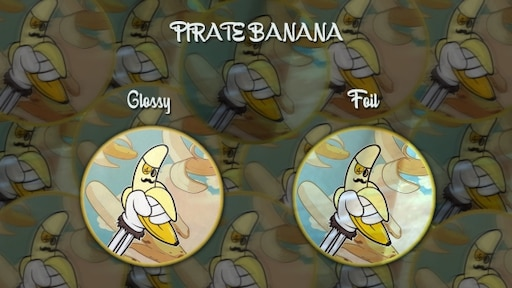 Steam Workshop::Pirate Banana