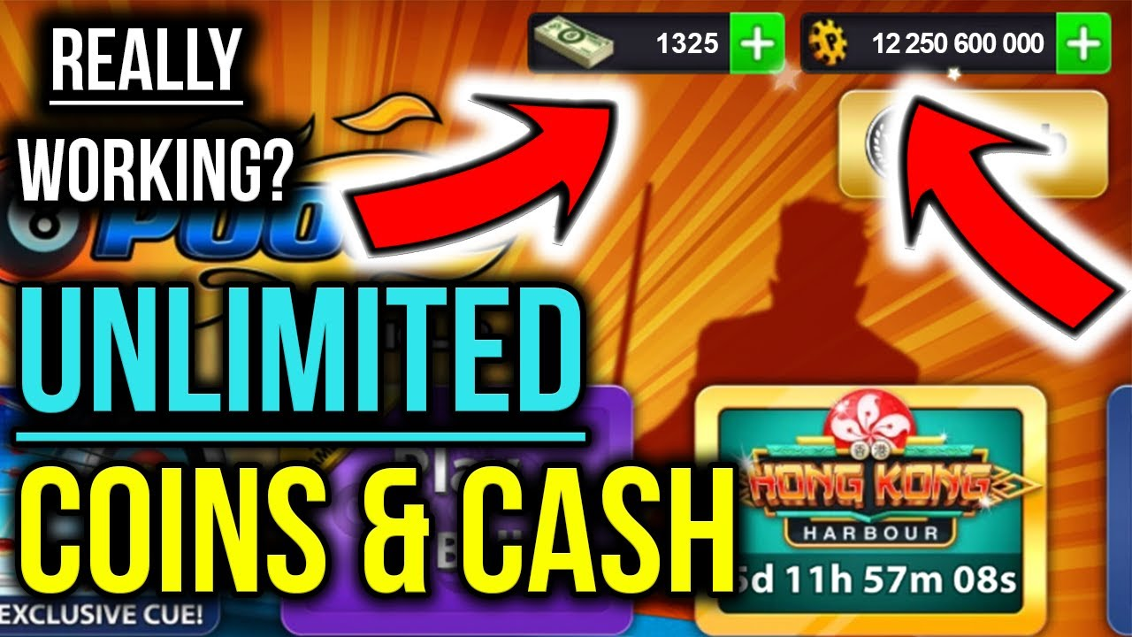8 ball pool mod apk unlimited coins and cash 2018