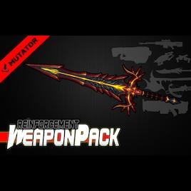 Steam Workshop Reinforcement Weapon Pack