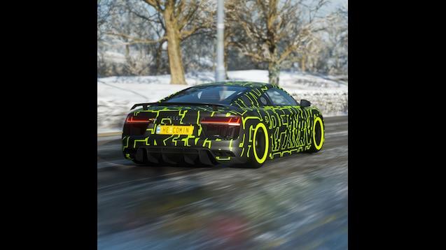 Steam Workshop Audi R8 V10 Plus Jp Performance