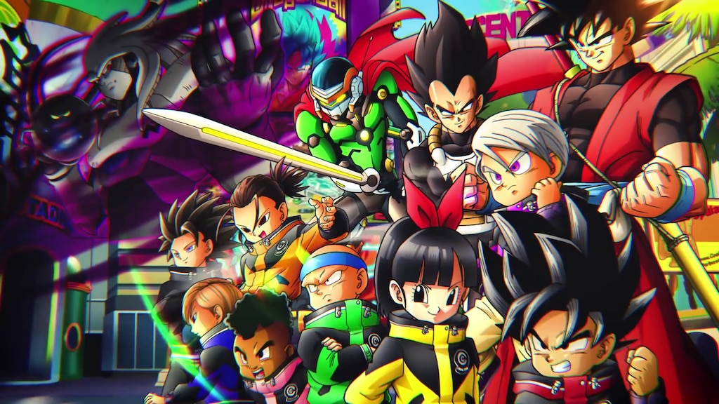 Steam Community :: SUPER DRAGON BALL HEROES WORLD MISSION