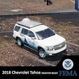 Steam Workshop :: 2018 FEMA Chevrolet Tahoe