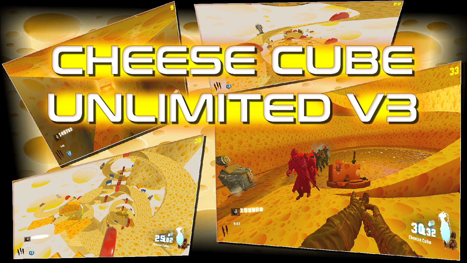Steam Workshop :: CHEESE CUBE V3