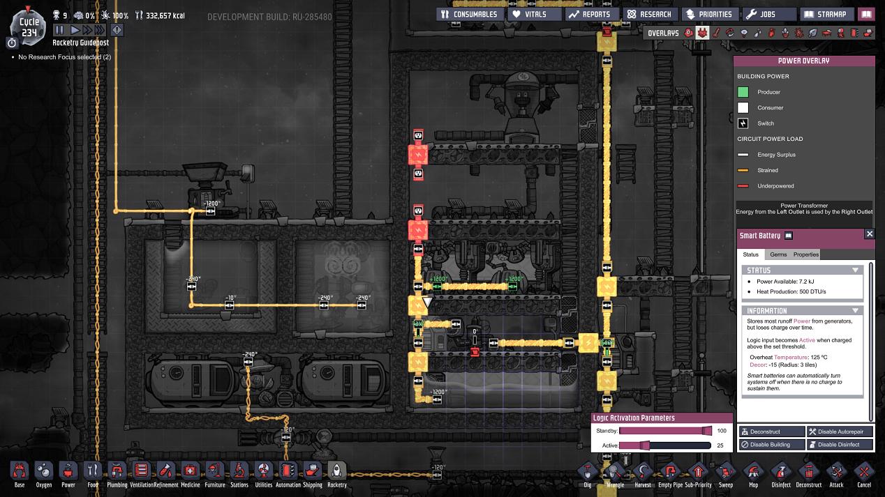 ชุมชน Steam :: คู่มือ :: ONI - Surviving the Mid-Game