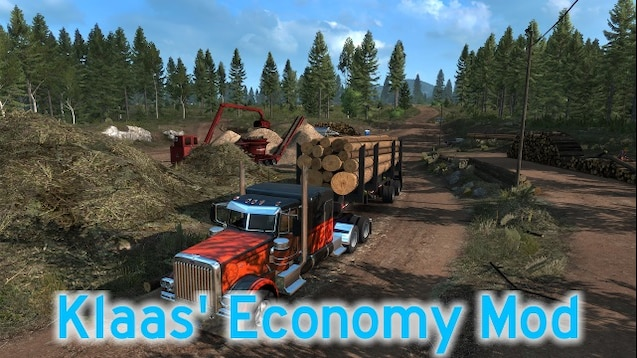 Steam Workshop :: Klaas' Economy Mod