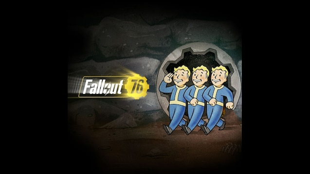 Steam Workshop Fallout 76 Wallpaper 4k