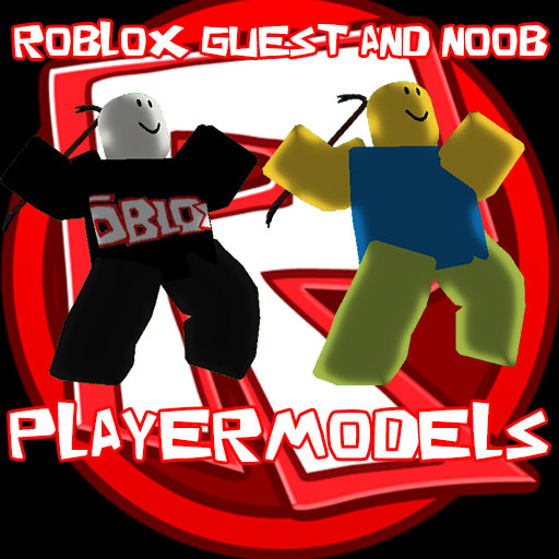 Steam Workshop Roblox Guest And Noob Playermodel