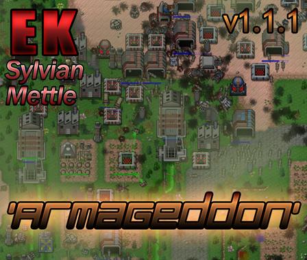 EK - Sylvian Mettle [Armageddon] Update