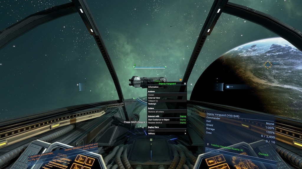 Steam Community :: Screenshot :: Docking greyed out of a