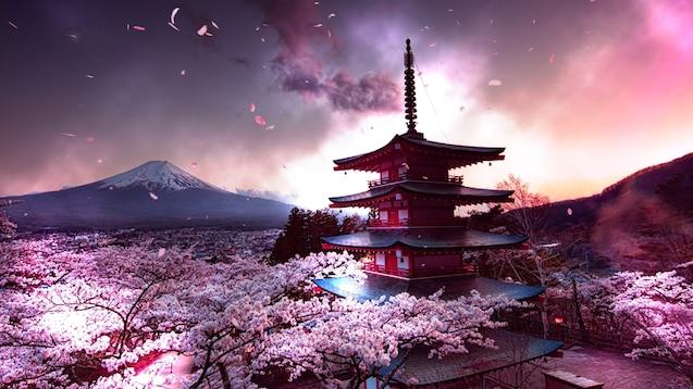 Steam Workshop Cherry Blossom