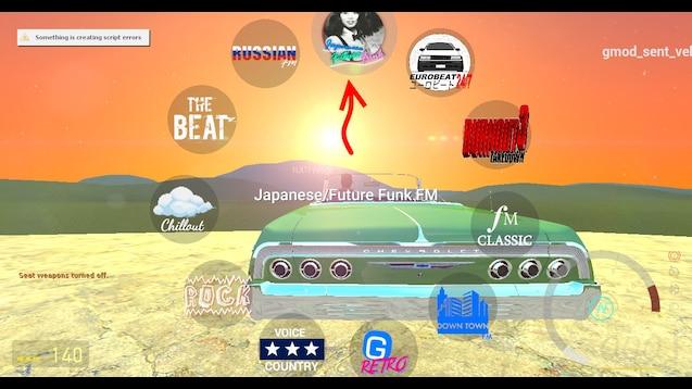 Steam Workshop :: [Vehicle Radio] Japanese/Future Funk