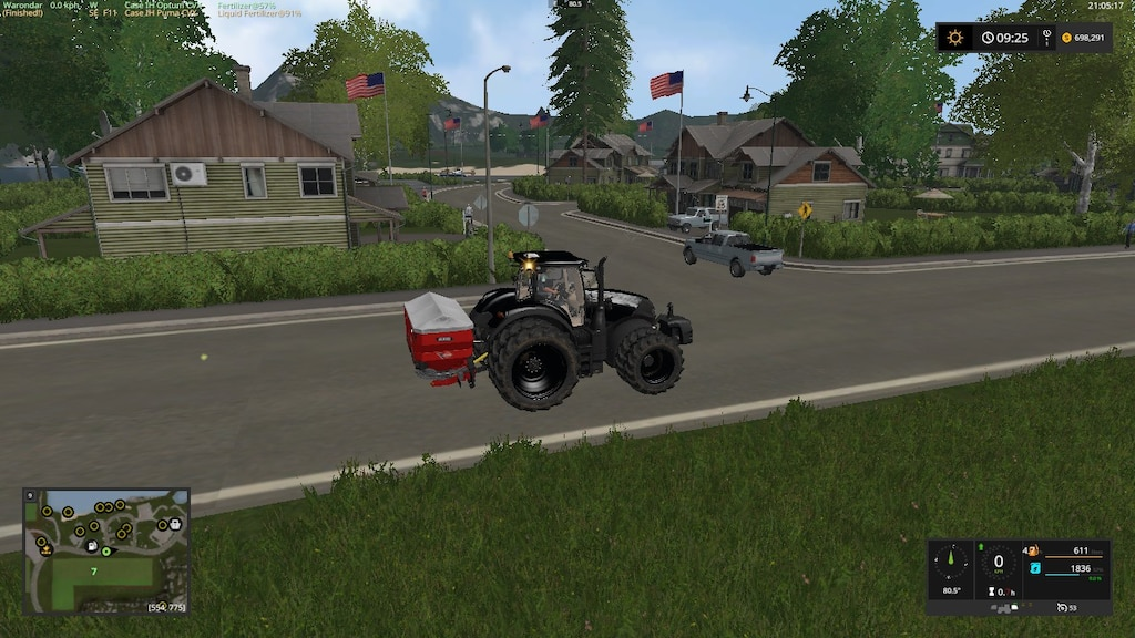 Steam Community :: Screenshot :: Springfarm Map - A nice