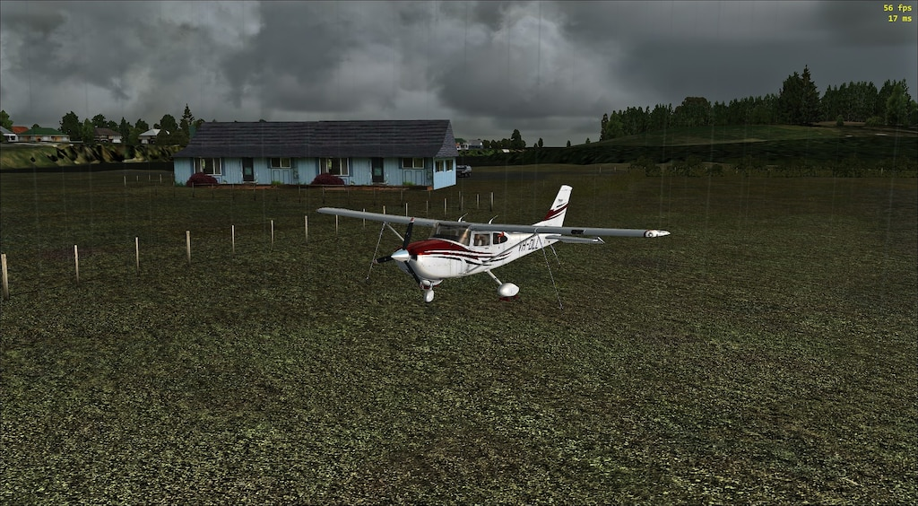 Steam Community :: Screenshot :: Live weather in FSX while flying in