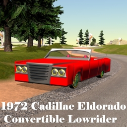 steam workshop 1972 cadillac eldorado convertible lowrider GMC Pickup Lowrider