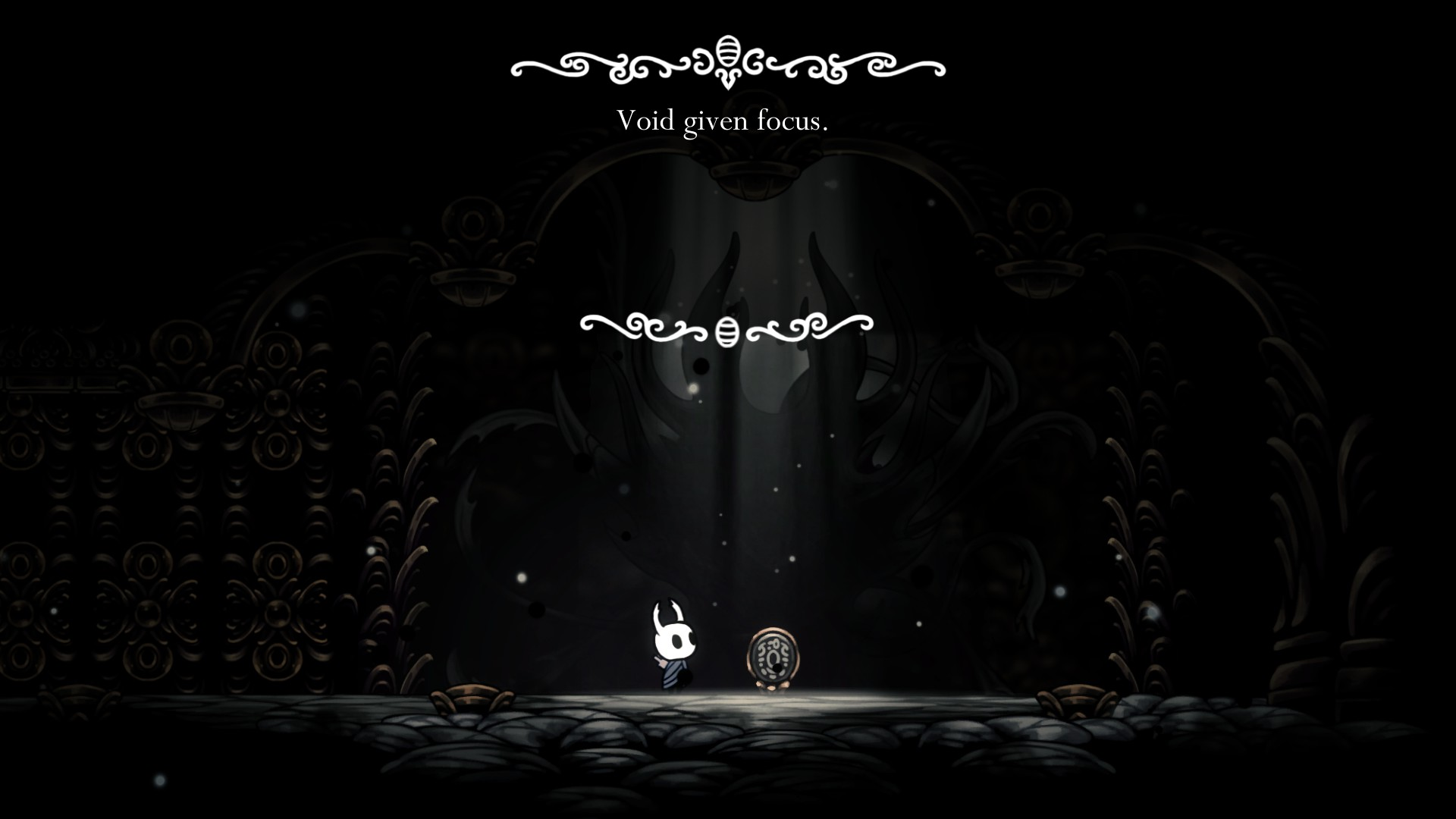 Steam Community Screenshot Void Given Focus You can also upload and share your favorite hollow knight wallpapers.