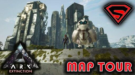 Steam Community :: Guide :: ARK EXTINCTION MAP TOUR