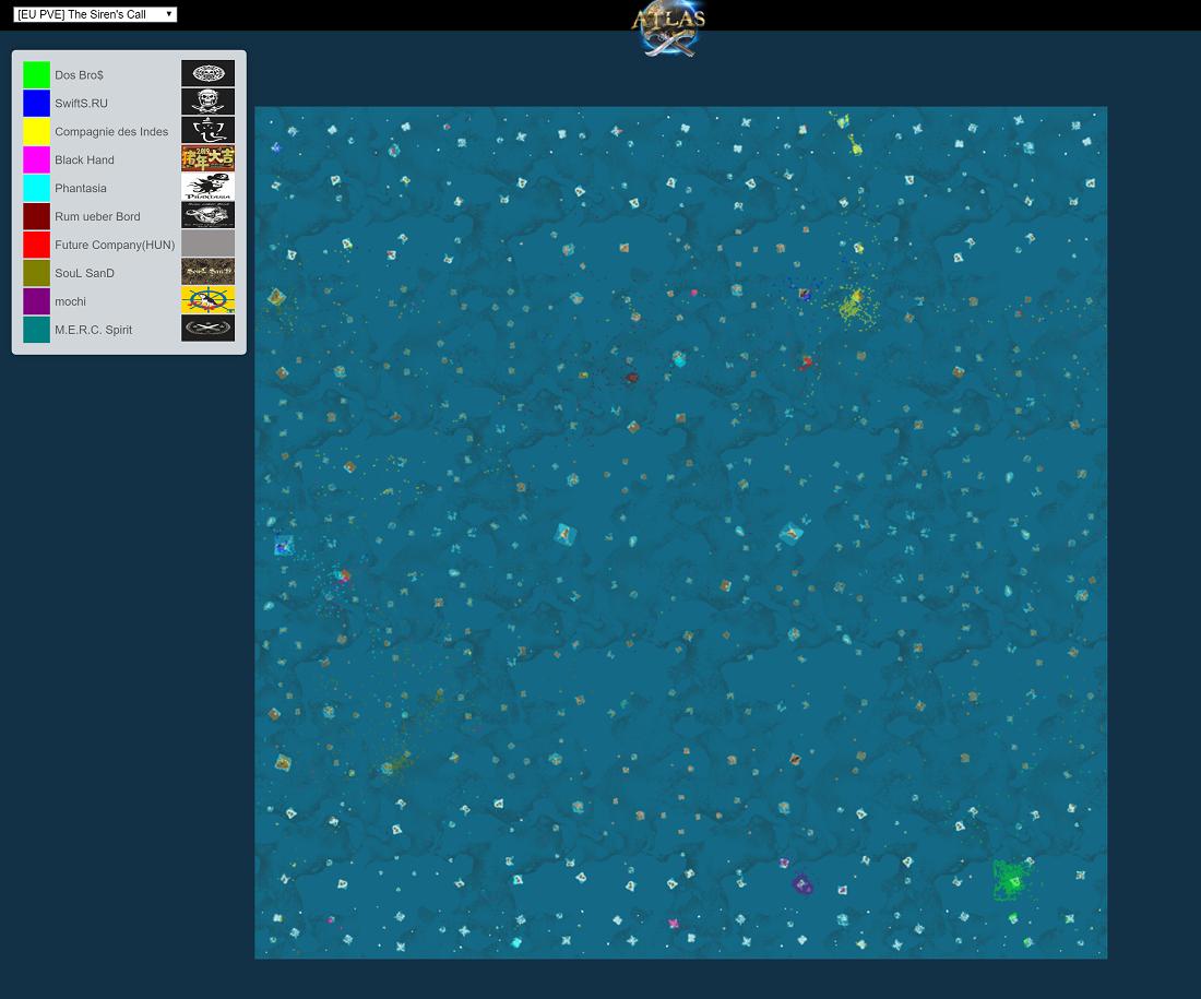 ATLAS :: Captain's Log 21: Hull-up On The Horizon!