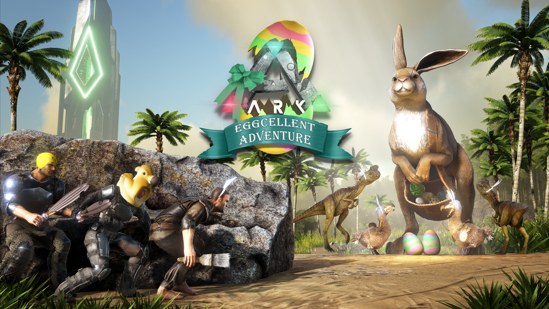 ARK: Survival Evolved :: Eggcellent Adventure Returns Tomorrow!