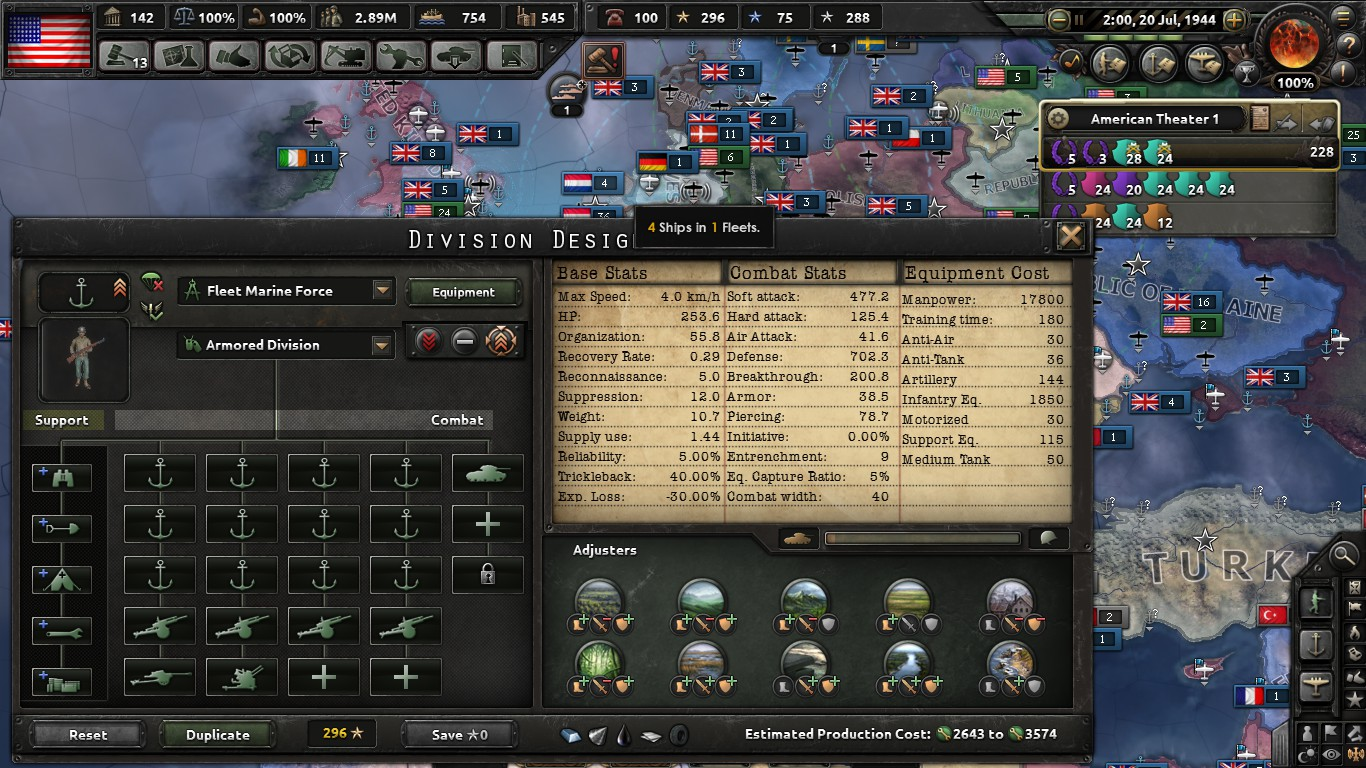 Best division template | Page 2 | Paradox Interactive Forums