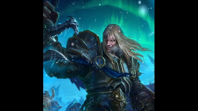Steam Workshop Arthas Menethil Lich King World Of