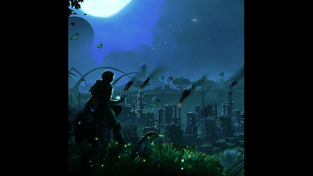 Steam Workshop :: Satisfactory Night HD Wallpaper