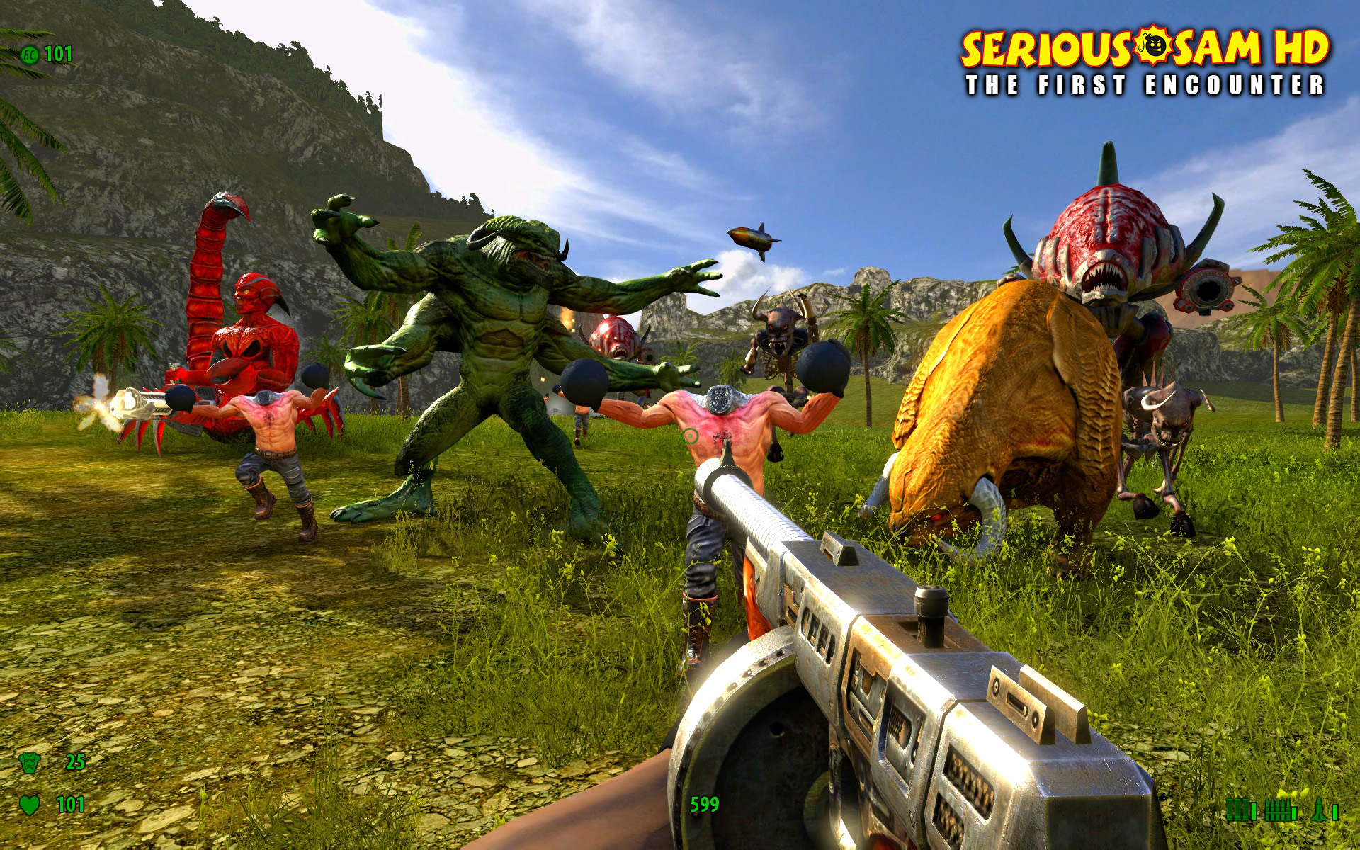 Steam Workshop :: Best Mods For Serious Sam Fusion
