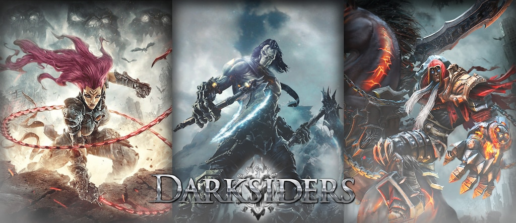 Steam Community :: Darksiders II Deathinitive Edition