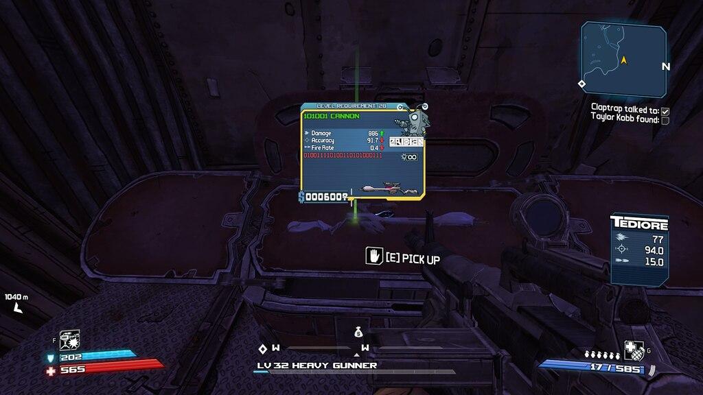 Steam Community :: Screenshot :: Eridian weapons  Too bad