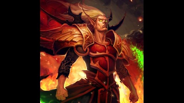 Steam Workshop :: World of Warcraft: Blood Elf