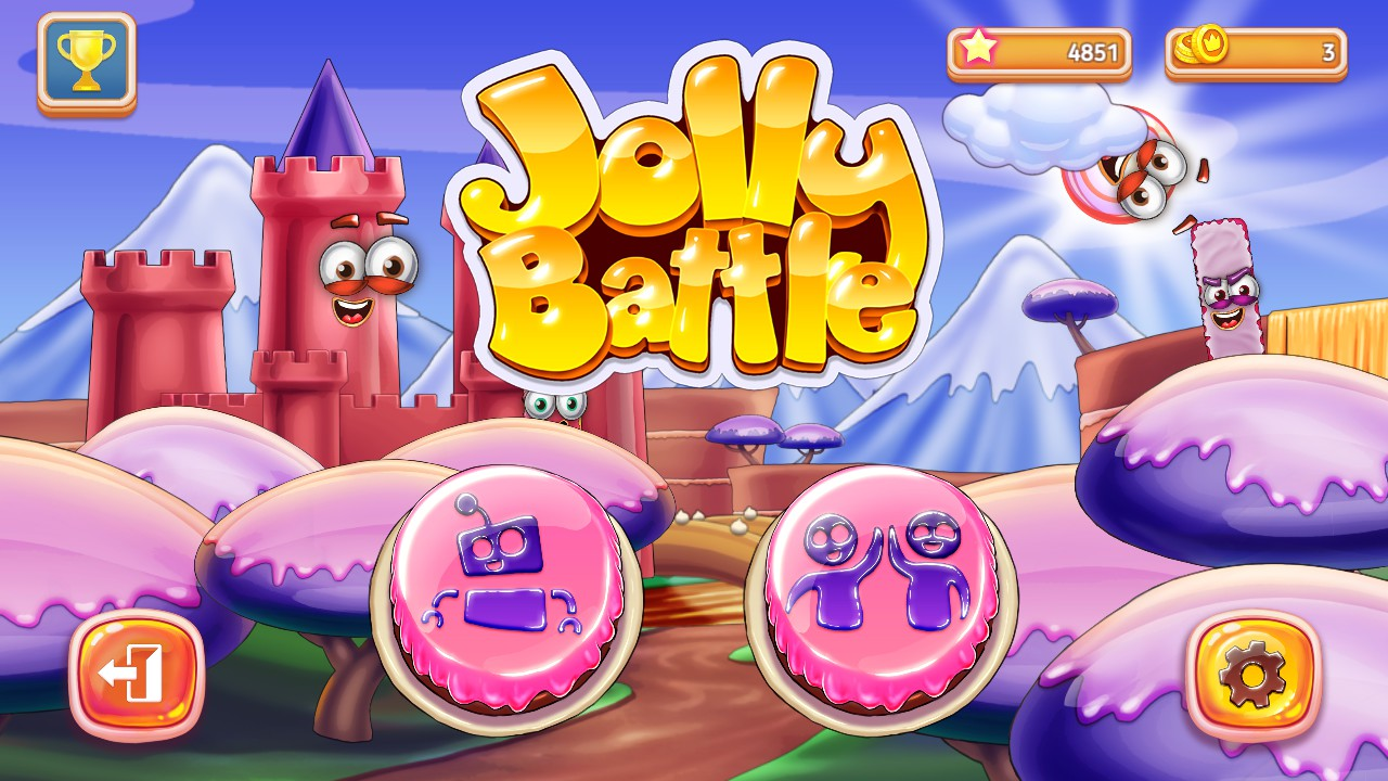 Jolly battle