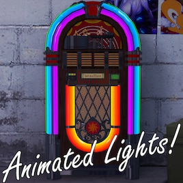 Steam Workshop :: 1946 Wurlitzer Model 1015 Jukebox