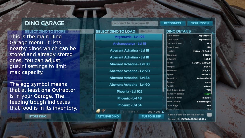 ark tamed dino balance adjustment