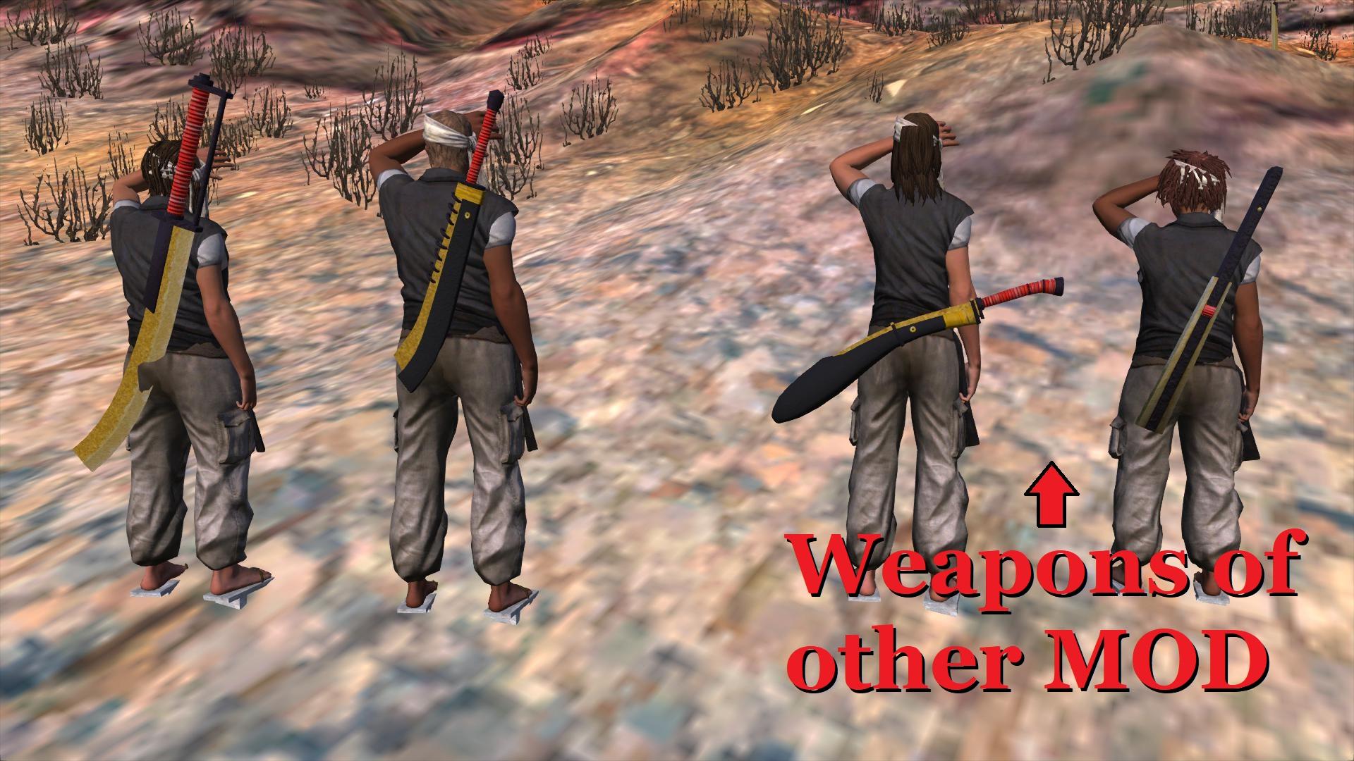 Steam Workshop :: Luxury Weapons(Add Models)