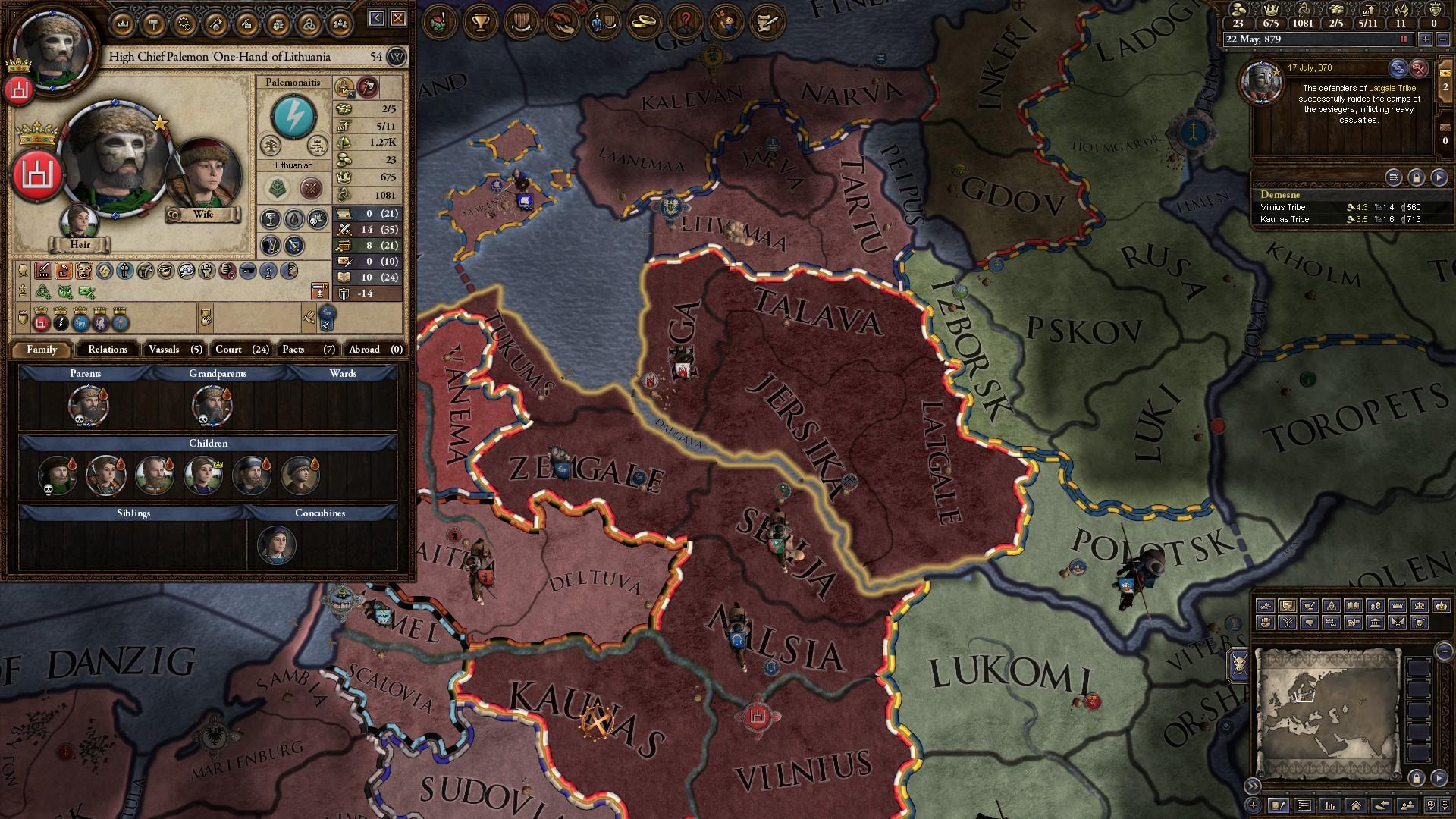 Comunidade Steam :: Crusader Kings II