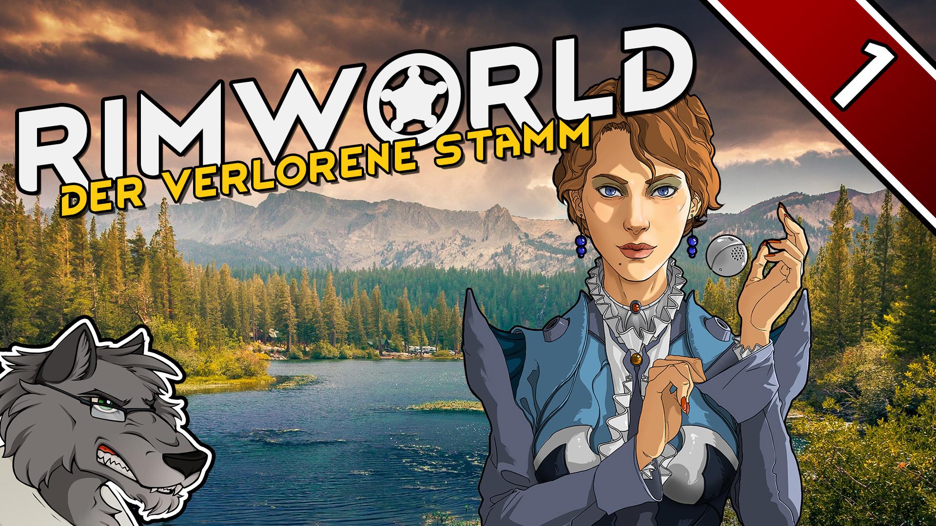 Steam Workshop :: RimWorld - Der verlorene Stamm - Let's