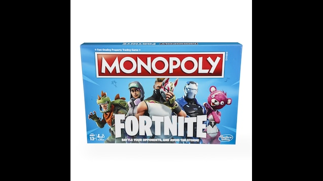 Monopoly Steam