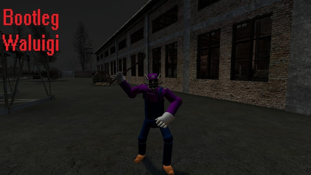 Steam Workshop :: Bootleg Waluigi (PAC3)