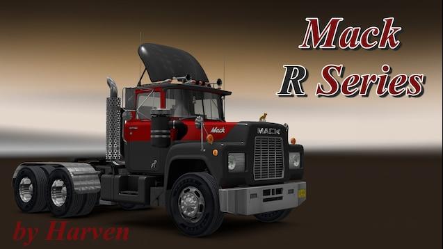 Steam Workshop :: Mack R Series