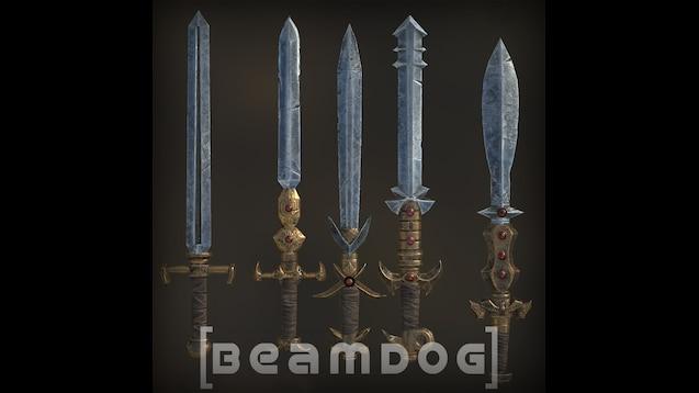 Steam Workshop :: Enhanced LongSwords
