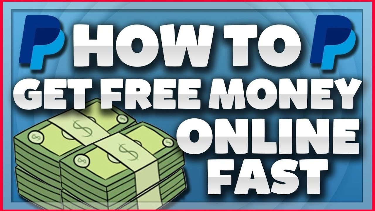 How to get free paypal money fast hack