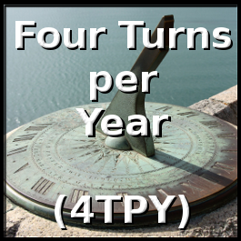 4 Turns Per Year with Season Effects